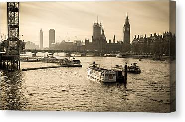 Stephen Barry Canvas Prints