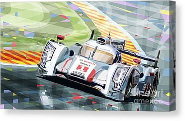 Audi Canvas Prints