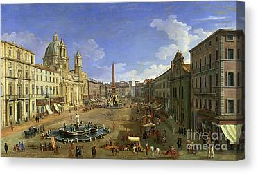 Canaletto Canvas Prints