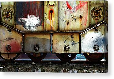 Freighter Canvas Prints