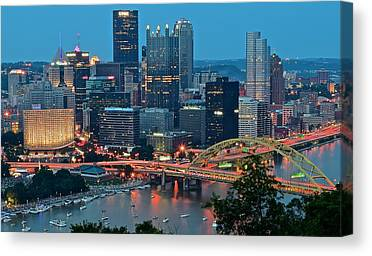 Upmc Canvas Prints