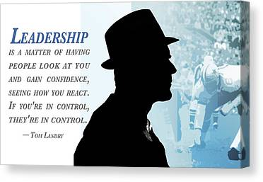 Leadership Canvas Prints