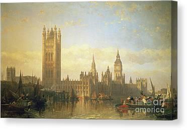 London Central Canvas Prints