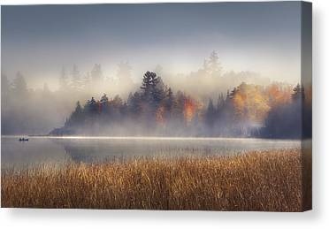 Fog Canvas Prints