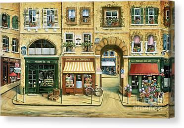 Boutique Canvas Prints