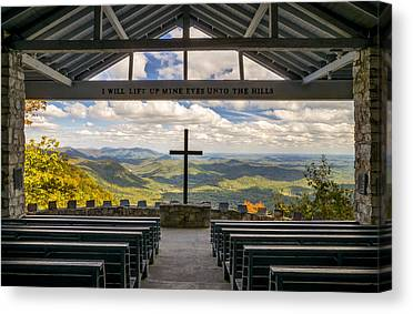 Worship Photographs Canvas Prints