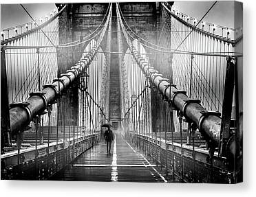 Brooklyn Canvas Prints