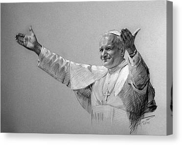 Vatican Canvas Prints