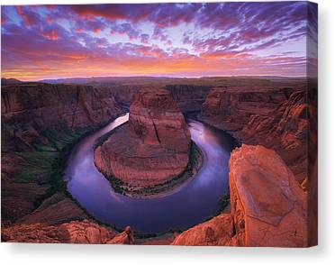 Bend Canvas Prints