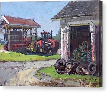 Farmscapes Canvas Prints