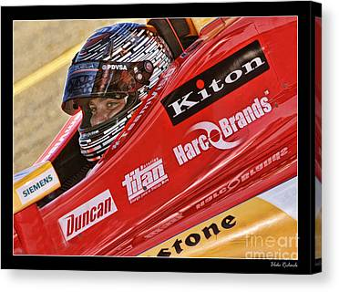 E.j. Viso Canvas Prints