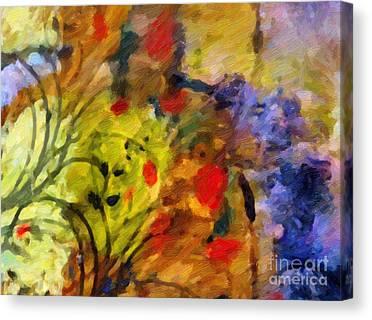 Colorplay Canvas Prints