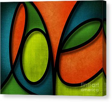 Spiritual Mixed Media Canvas Prints