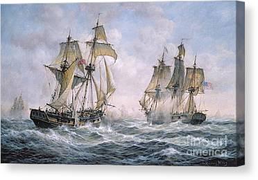 Sailing Canvas Prints