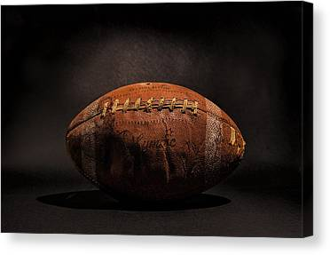 Friday Night Lights Canvas Prints