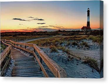 Lighthouses Canvas Prints