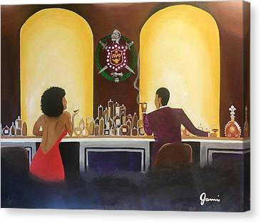 Fraternity Canvas Prints