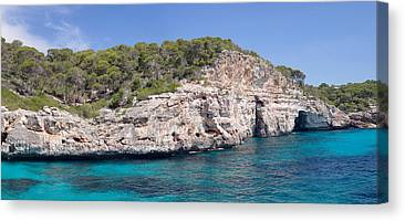 Moro Bay Image Canvas Prints