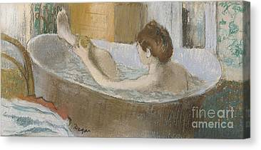 Bath Canvas Prints