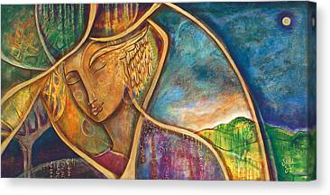 Sacred Artwork Canvas Prints