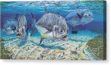 Key Biscayne Canvas Prints