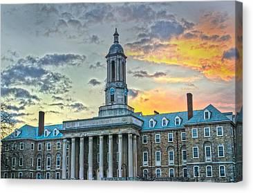 Pennsylvania State University Canvas Prints