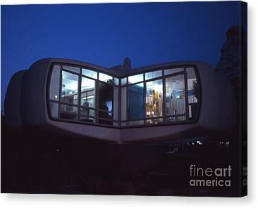Futurism Architecture Canvas Prints