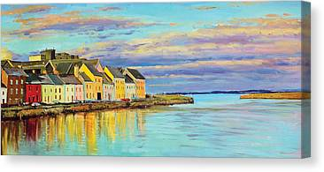 Galway Canvas Prints
