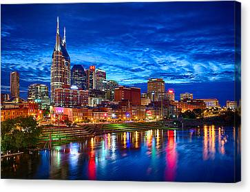 Cumberland River Canvas Prints