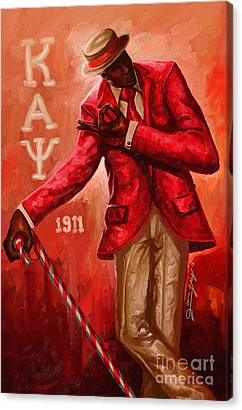 Kappa Alpha Psi Canvas Prints