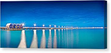Busselton Canvas Prints
