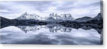 Torres Del Paine Canvas Prints