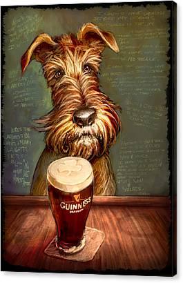 Irish Canvas Prints