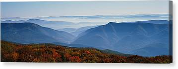 Monongahela National Forest Canvas Prints