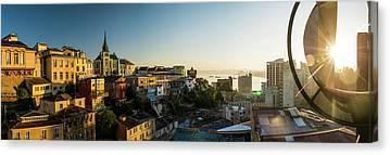 Valparaiso Canvas Prints