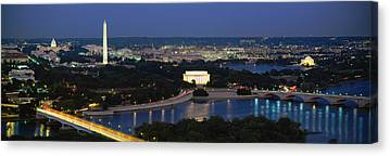 Capitol Building Canvas Prints