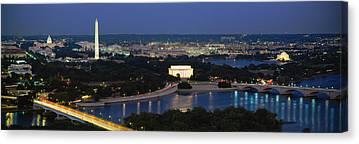 Capitol Canvas Prints