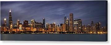 Lake Michigan Canvas Prints