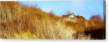 Whidbey Island Homes Canvas Prints