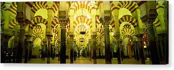 Mezquita Canvas Prints