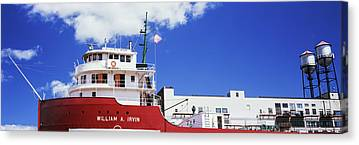 Duluth Harbor Canvas Prints