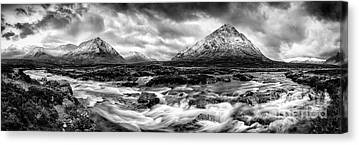 Etive Mor Canvas Prints