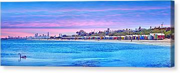 Melbourne Beach Canvas Prints