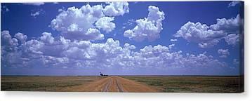 Amarillo Texas Canvas Prints
