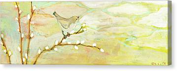Wren Canvas Prints