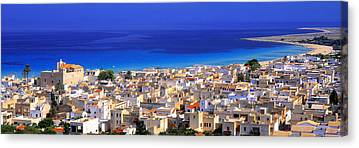 San Vito Lo Capo Canvas Prints