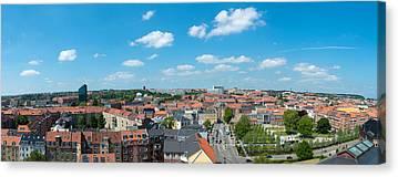 Aarhus Canvas Prints
