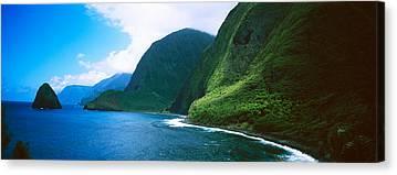 Kalaupapa Cliffs Canvas Prints