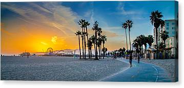 Venice Beach Canvas Prints