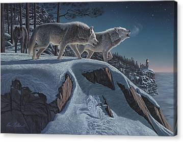 Prowler Canvas Prints